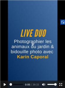 Live Duo avec Régis Moscardini