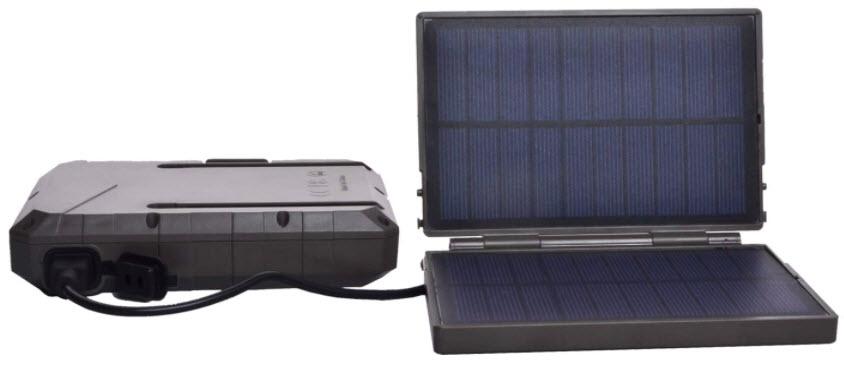 Bolyguard panneau solaire powerbank